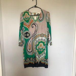 Ali Ro Women's Paisley Dress Size 4